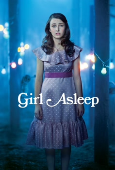 Girl Asleep image