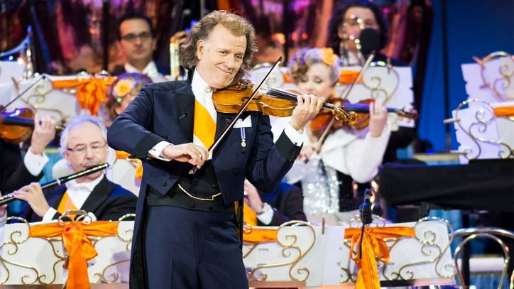 Watch Andre Rieu Royale: Coronation... Online