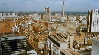 Telly Savalas Looks At Birmingham image