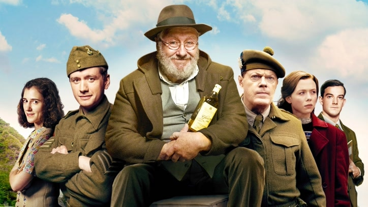Watch Whisky Galore! (2016) Online