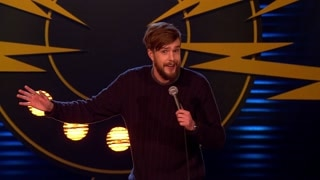 Iain Stirling and Carl Donnelly