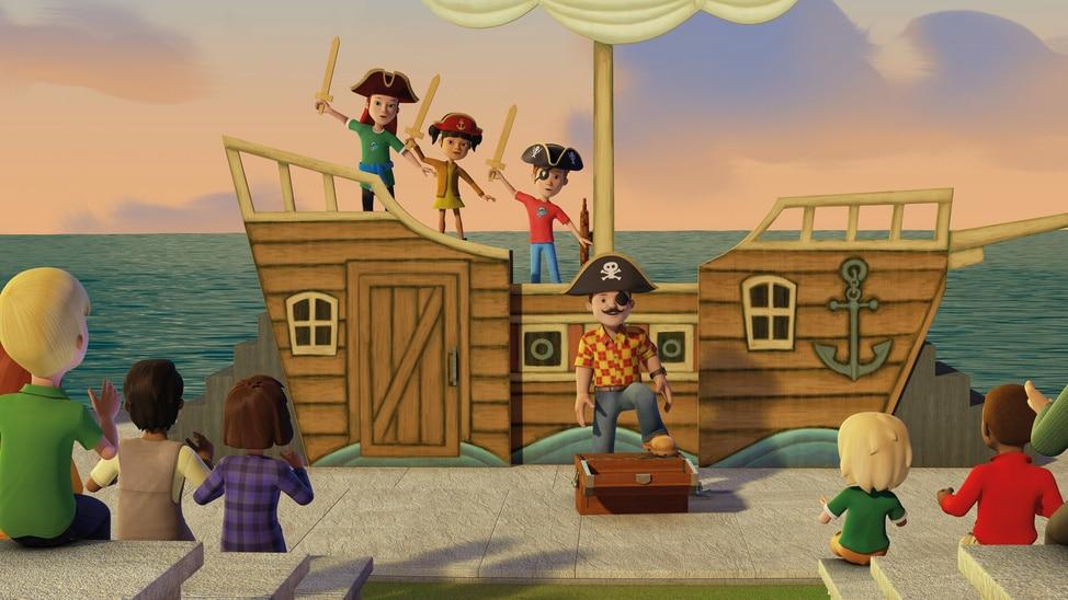 Dizzy's Pirates