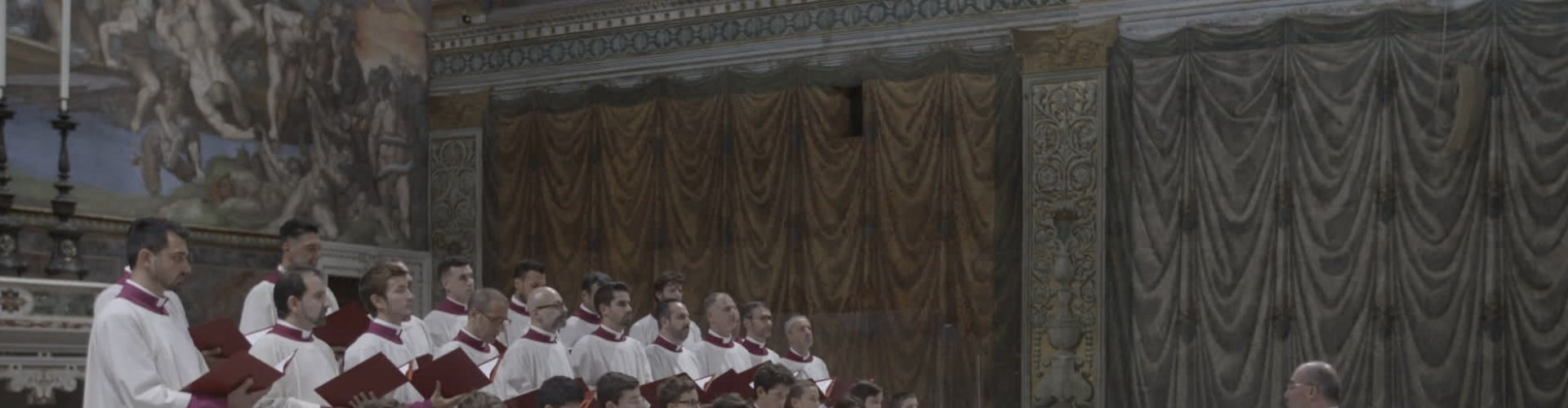 Watch The Sistine Chapel Choir Online