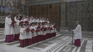 The Sistine Chapel Choir image