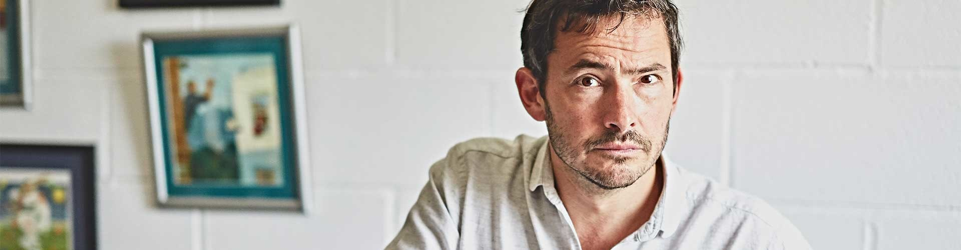 Watch Giles Coren: My Failed Novel Online
