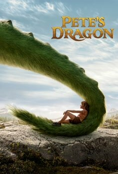 Pete's Dragon (2016) image