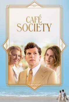 Cafe Society (2016) image