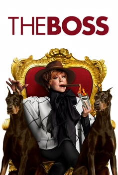 The Boss image