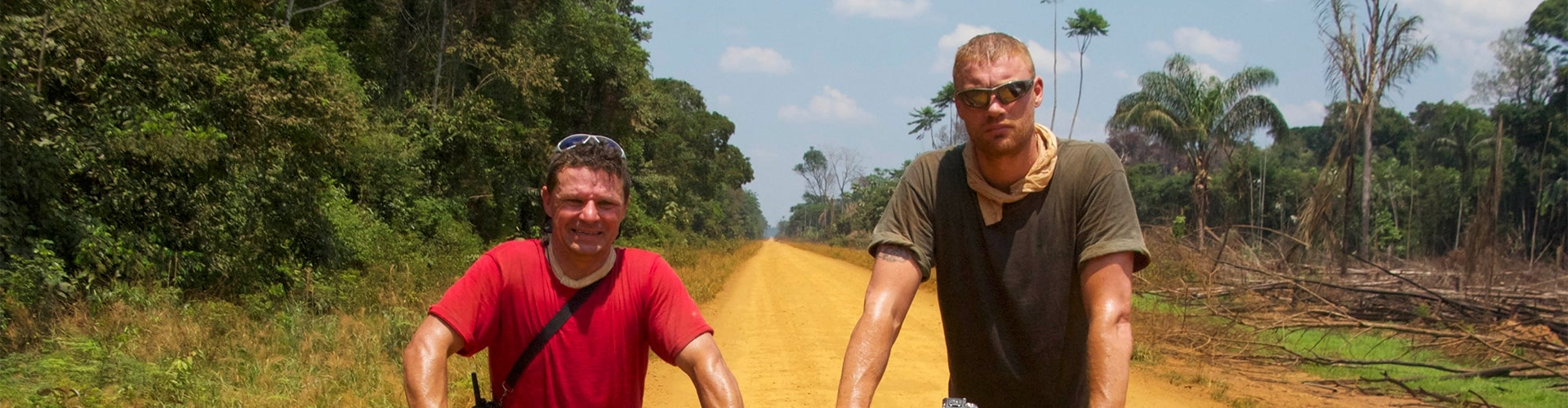 Watch Flintoff's Road To Nowhere Online