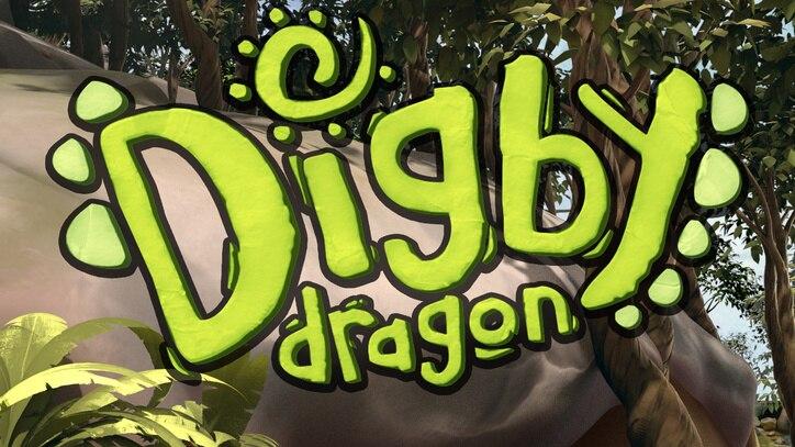 Watch Digby Dragon Online