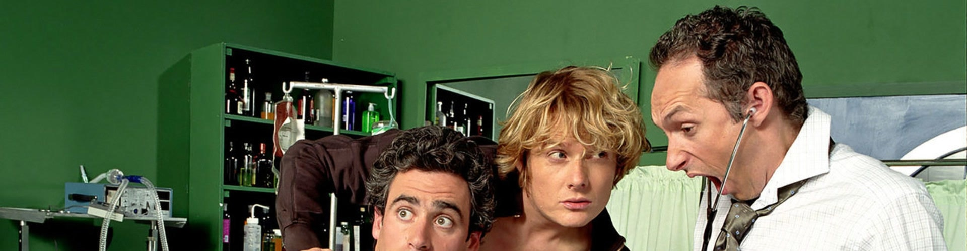 Watch Green Wing Online