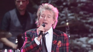 Rod Stewart: Merry Christmas... image