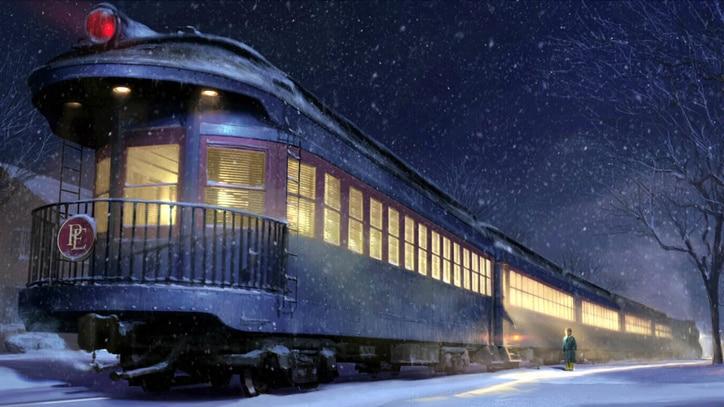 Watch The Polar Express Online
