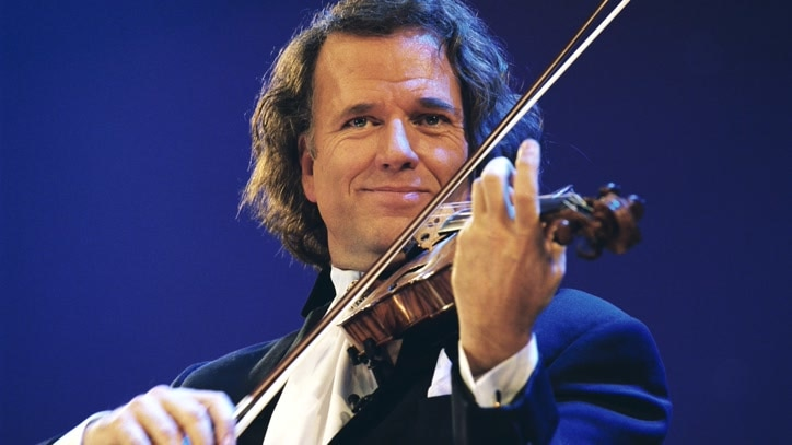Watch Andre Rieu: New Year's Eve... Online