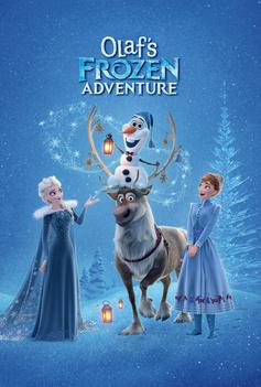 Olaf's Frozen Adventure image