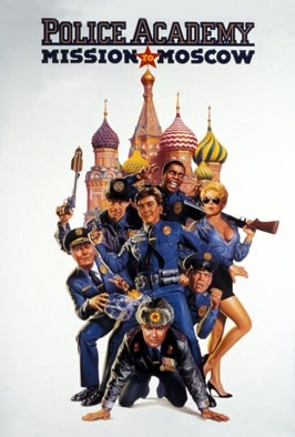 Police Academy: Mission To Moscow