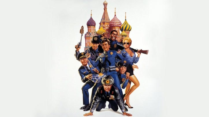 Watch Police Academy: Mission To Moscow Online