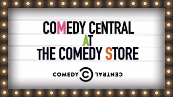 Comedy Central At The Comedy Store