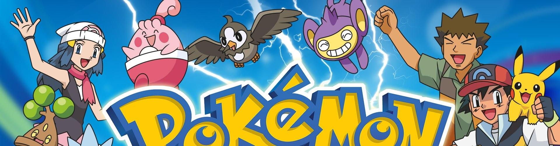 Watch Pokemon-Diamond And Pearl Online