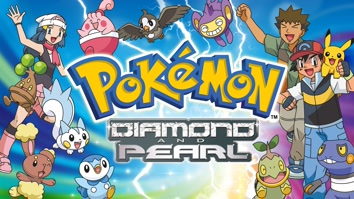 Pokemon-Diamond And Pearl