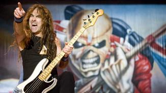 Iron Maiden: Somewhere Back... image