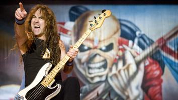 Iron Maiden: Somewhere Back...