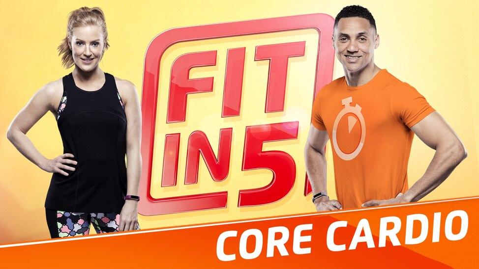 EPISODE 6 - Sarah-Jane & Marvin: Core Cardio   6