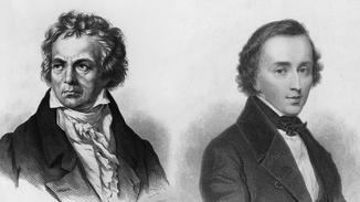 Beethoven, Brahms & Chopin:... image