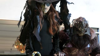 THE WITCHES OF OZ (2011) Episode 1
