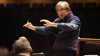LSO: Michael Tilson Thomas...
