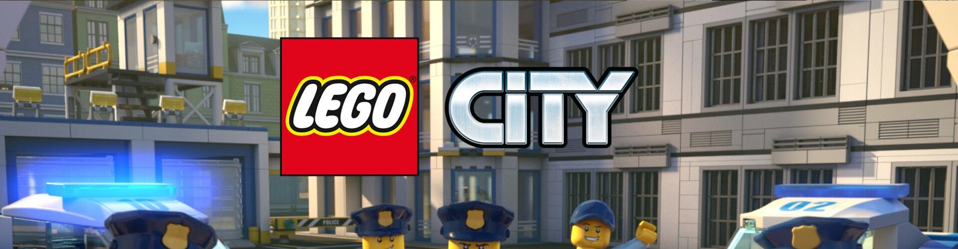 Watch LEGO City Online