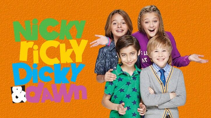 Watch Nicky, Ricky, Dicky & Dawn Online
