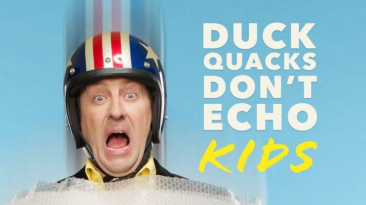 Watch Duck Quacks Don't Echo: Kids Online