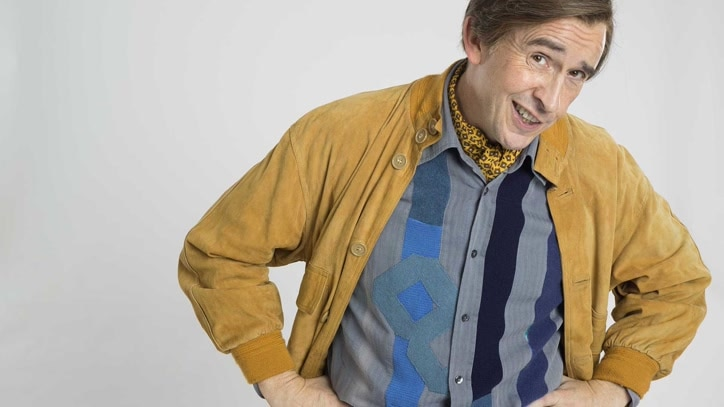 Watch Alan Partridge's... Online