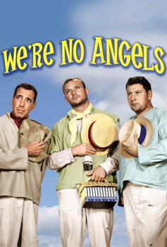We're No Angels (1954) image