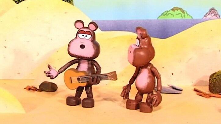 Watch Ep 1 The Noisy Monkeys Online