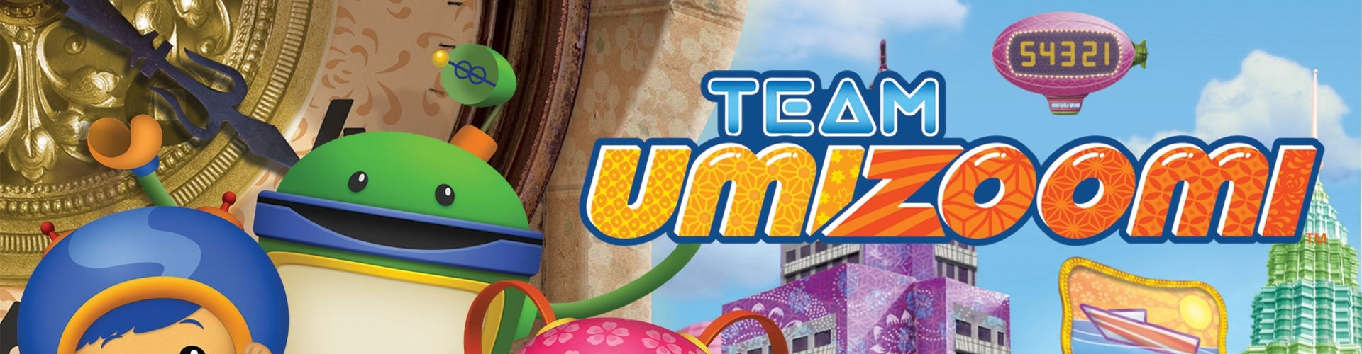 Watch Team Umizoomi Online