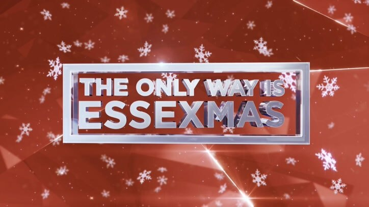 Watch The Only Way is Essexmas Online