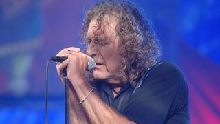 Robert Plant And The Strange Sensation: