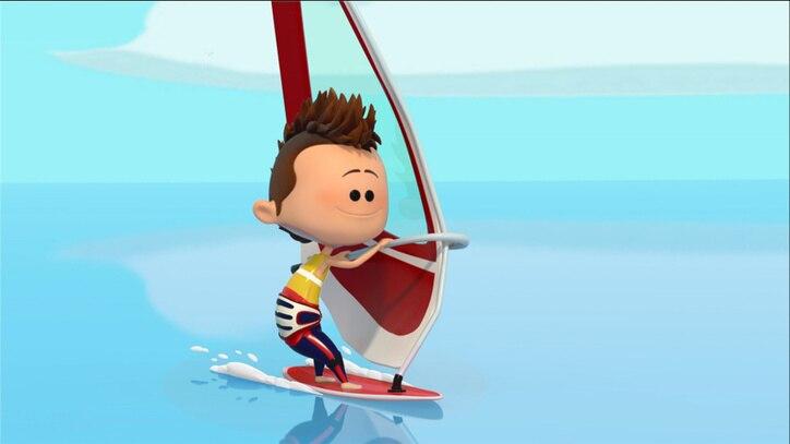 Watch Ep 9 Windsurfing Online