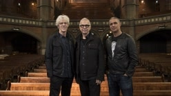Tony Visconti's Unsigned...