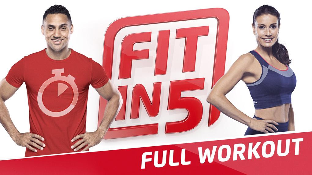 Mel & Marvin: Full Workout