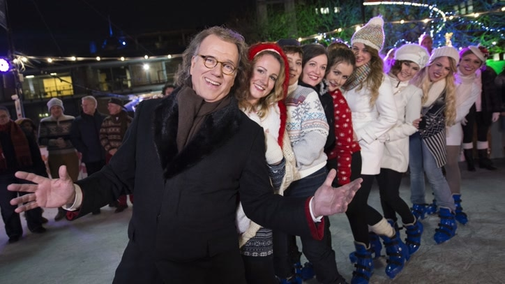 Watch Andre Rieu: Christmas In London Online