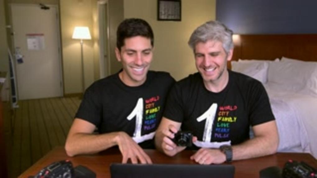 Andrew & Zach