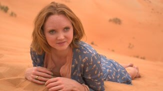 Lily Cole's Art Matters image