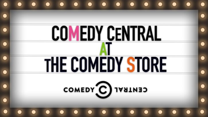 Watch Comedy Central At The Comedy Store Online