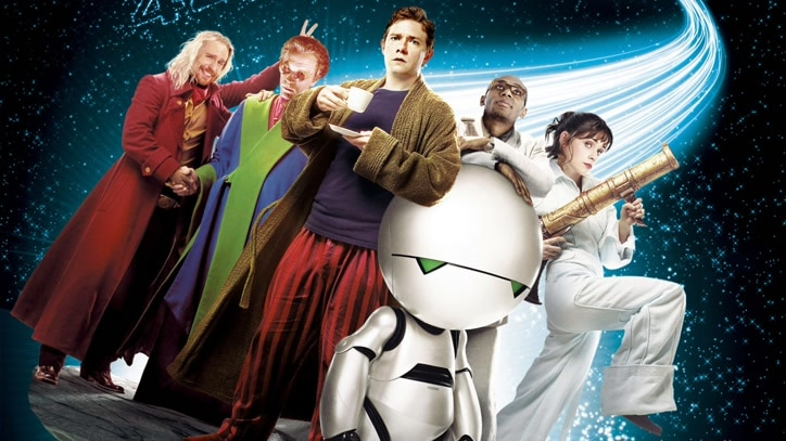 Watch The Hitchhiker's Guide To... Online