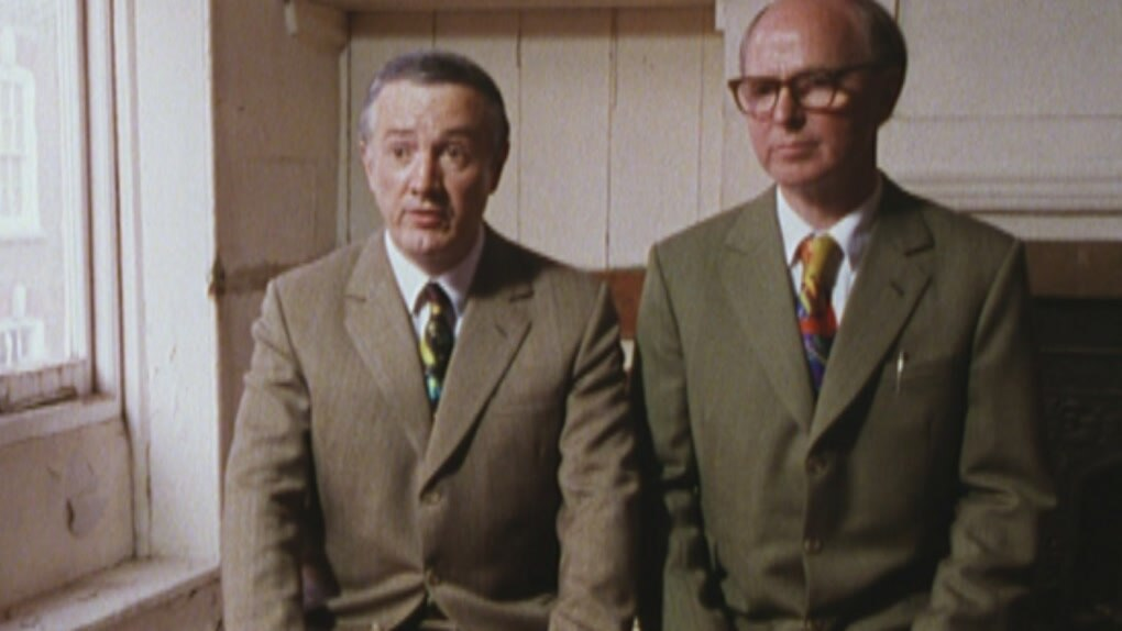 Gilbert & George: The South Bank Show Or