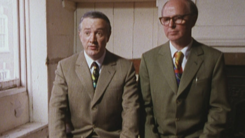 EPISODE 4 - Gilbert & George: The South Bank Show Or