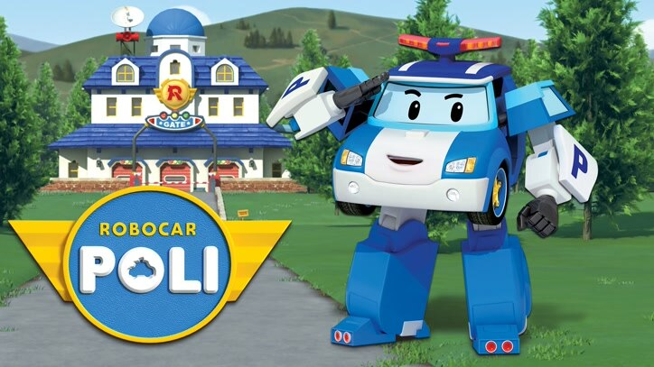 Watch Robocar Poli Online
